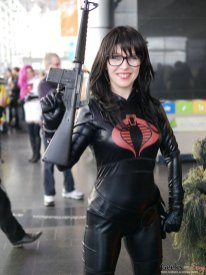 Baroness - Quebec City Comic Con 2015 - Photo by Geeks are Sexy