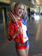 Harley Quinn (Kimette Cosplay) - Quebec City Comic Con 2015 - Photo by Geeks are Sexy