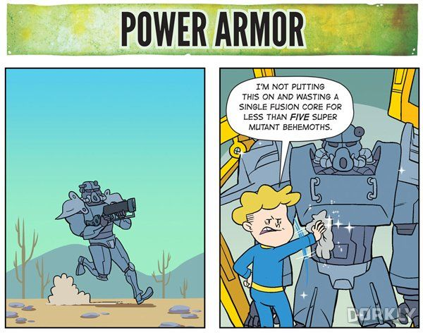 Fallout Dogmeat Comic