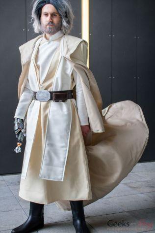 Luke Skywalker - Jamie Coatsworth - London Super Comic Con 2016 - Photo by Geeks are Sexy