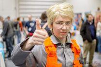 Matt - Radar Technician - London Super Comic Con 2016 - Photo by Geeks are Sexy