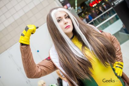 Rogue (X-Men) - London Super Comic Con 2016 - Photo by Geeks are Sexy