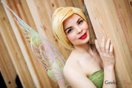 Tinkerbell - London Super Comic Con 2016 - Photo by Geeks are Sexy
