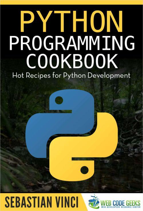 Free Ebook: The Python Programming Cookbook