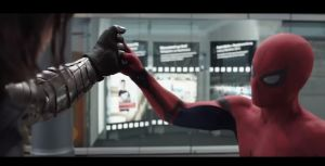 New Captain America: Civil War TV Spot Features New Spider-Man Footage! [Video]