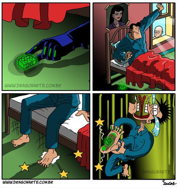 Batman Pranks Superman in the Most Evil Way Possible [Comic]