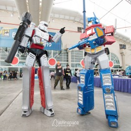 San Diego Comic-Con 2016 (SDCC) - Photo by Austinspace