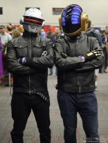 Daft Punk - Montreal Comiccon 2016 - Photo by Geeks are Sexy