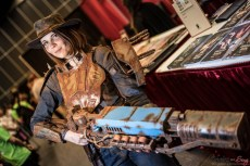 Fallout 4 Wastelander (Kamui Cosplay) - Montreal Comiccon 2016 - Photo by Geeks are Sexy