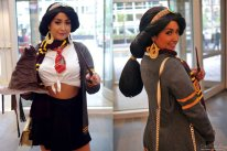 Jasmine at Hogwarts - Montreal Comiccon 2016 - Photo by Geeks are Sexy