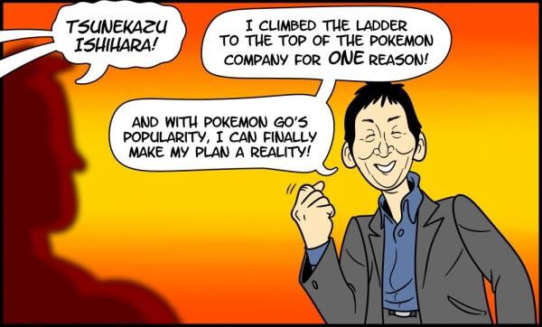 dorkly comic the frightening truth behind pokémon go