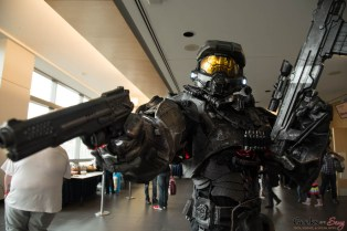 Halo Spartan - Quebec City Comiccon 2016 - Photo by Geeks are Sexy