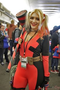 Harley Quinn - New York Comic Con 2016 - Photo by Geeks are Sexy