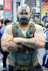 Bane - New York Comic Con 2016 - Photo by Geeks are Sexy