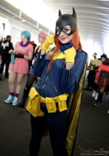 Batgirl - New York Comic Con 2016 - Photo by Geeks are Sexy