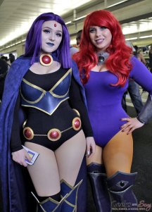 - New York Comic Con 2016 - Photo by Geeks are Sexy