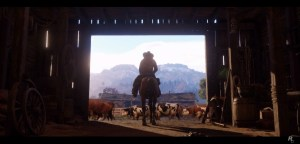 RED DEAD REDEMPTION 2: FIRST OFFICIAL TRAILER! [Video]