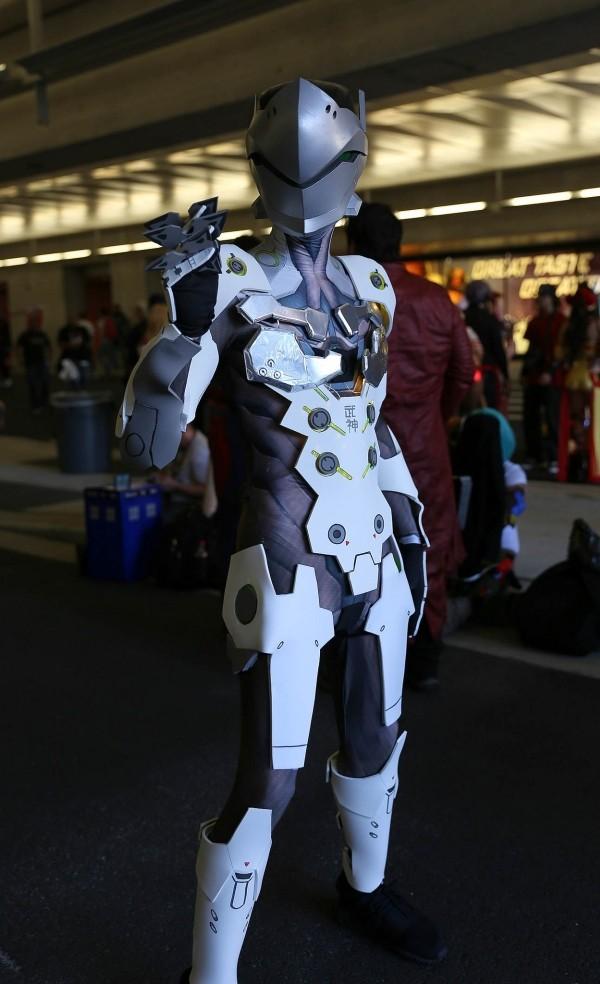 New York Comic Con 2016 - Photo by Richie S (CC)