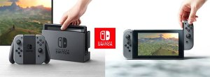 DS Meets Wii U in New Nintendo Switch Console