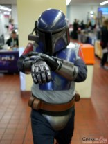 Mando Merc - Geekfest Montreal 2016 - Photo by Geeks are Sexy