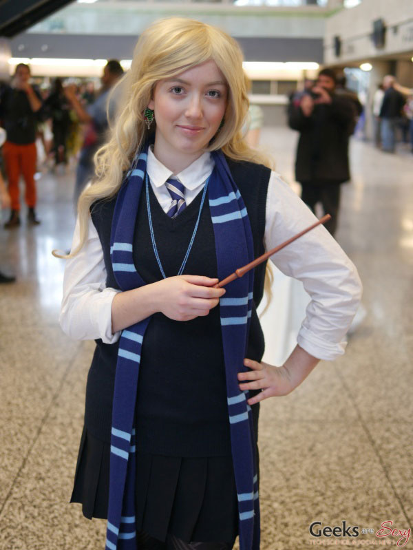 Luna Lovegood - Montreal Mini Comiccon 2016 - Photo by Geeks are Sexy