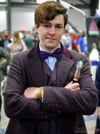 11th Doctor - Ottawa Comiccon 2017 - Photo by Geeks are Sexy