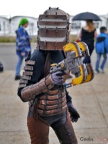 Isaac Clarke (Dead Space) - Ottawa Comiccon 2017 - Photo by Geeks are Sexy