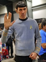 Spock Vegas - Ottawa Comiccon 2017 - Photo by Geeks are Sexy