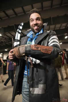 Captain Boomerang (John Torres) - Ottawa Comiccon 2017 - Photo by Geeks are Sexy