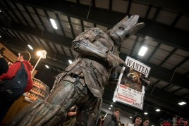 Groot - Ottawa Comiccon 2017 - Photo by Geeks are Sexy