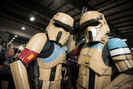 Shoretroopers - Ottawa Comiccon 2017 - Photo by Geeks are Sexy