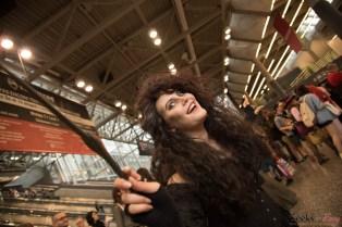 Bellatrix Lestrange - Montreal Comiccon 2017 - Photo by Geeks are Sexy