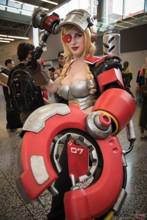 Unknown - Montreal Comiccon 2017 - Photo by Geeks are Sexy