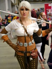 Ciri - Montreal Comiccon 2017 - Photo by Geeks are Sexy