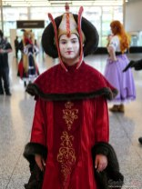 Queen Amidala- Montreal Comiccon 2017 - Photo by Geeks are Sexy
