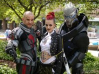Mass Effect - Montreal Comiccon 2017 - Photo by Geeks are Sexy