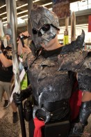 Evil Warrior - Montreal Comiccon 2017 - Photo by Geeks are Sexy