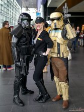 Star Wars Cosplayers – Quebec City Comic Con 2017 – Photo by Geeks are Sexy