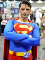 Superman – Quebec City Comic Con 2017 – Photo by Geeks are Sexy