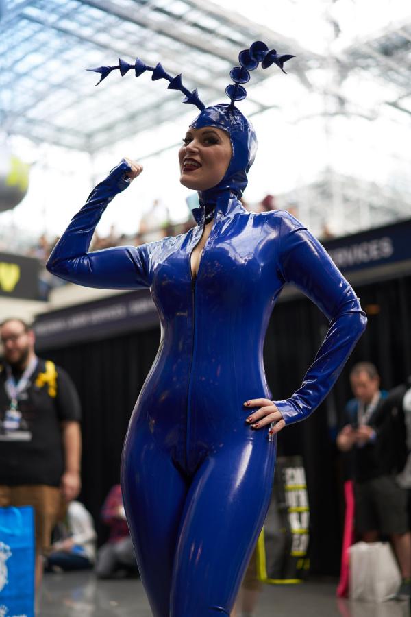 New York Comic Con 2017 - Photo by Patonima