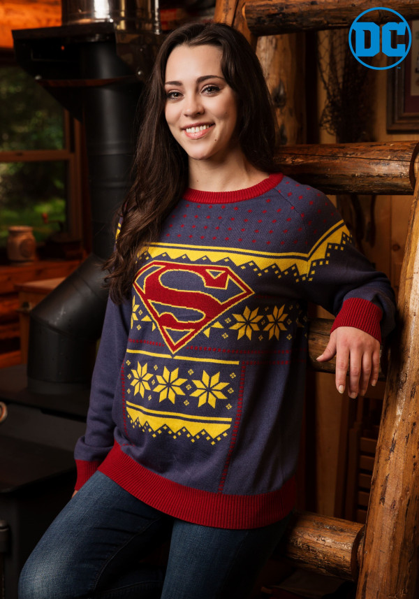 Geeky Ugly Christmas Sweaters That Are Actually Beautiful