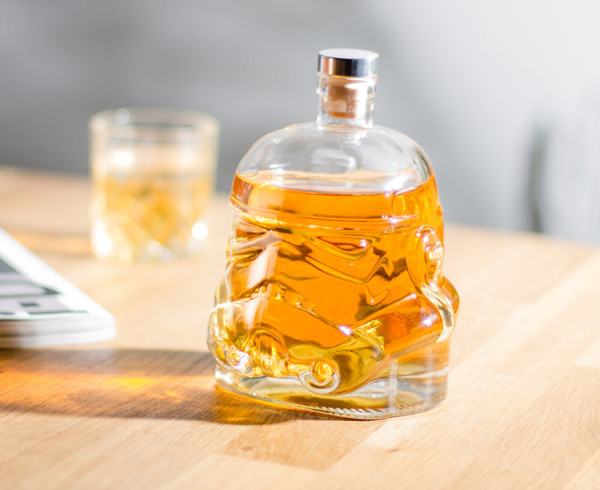 The Booze is Strong in This Stormtrooper Decanter