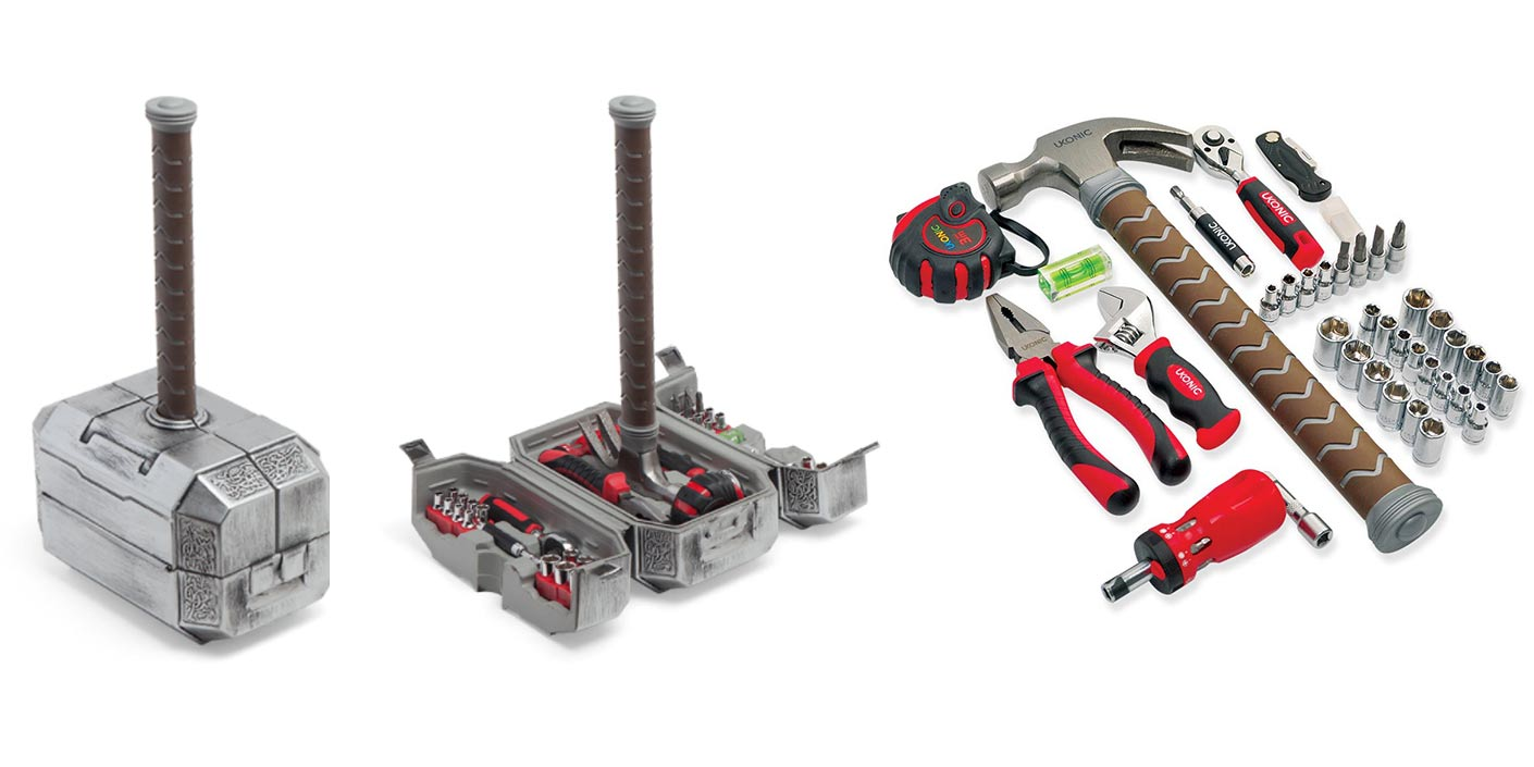 Fix All the Things with this Thor Hammer Tool Set (On Sale!)