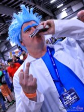 Rick - Ottawa Comiccon 2018 - Photo by Geeks are Sexy