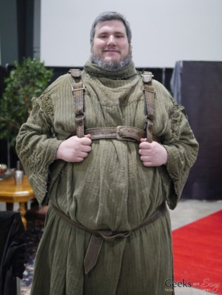 Hodor - Ottawa Comiccon 2018 - Photo by Geeks are Sexy