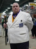 Kingpin - Ottawa Comiccon 2018 - Photo by Geeks are Sexy