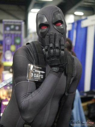 Black Deadpool - Ottawa Comiccon 2018 - Photo by Geeks are Sexy
