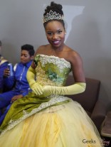 Princess Tiana - Ottawa Comiccon 2018 - Photo by Geeks are Sexy
