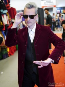 12th Doctor - Montreal Comiccon 2018 - Photo by Geeks are Sexy