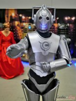 Cyberman - Montreal Comiccon 2018 - Photo by Geeks are Sexy